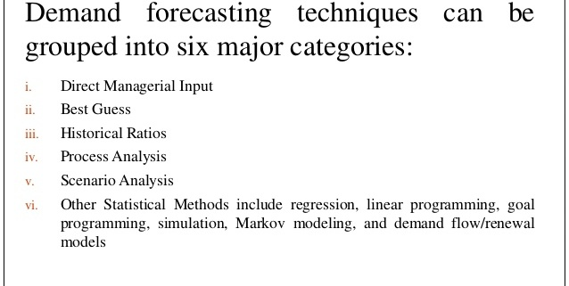 HRM/U2 Topic 2 Methods and Technique of Forecasting the